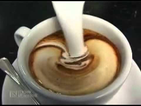 Học pha chế cà phê espresso, cappuccino...