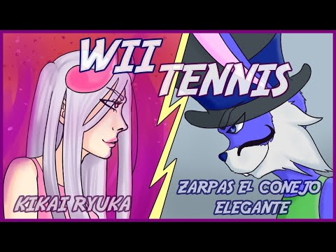 Wii Tennis Ll Meme Animation Ll Collab W/ Stronglaughs Studios