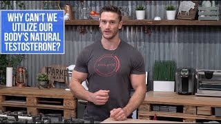 3 Ways to INCREASE Free Testosterone (How to Unlock Testosterone)