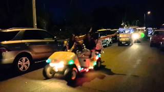 Palmas del Mar Golf Parade 2014 Thumbnail