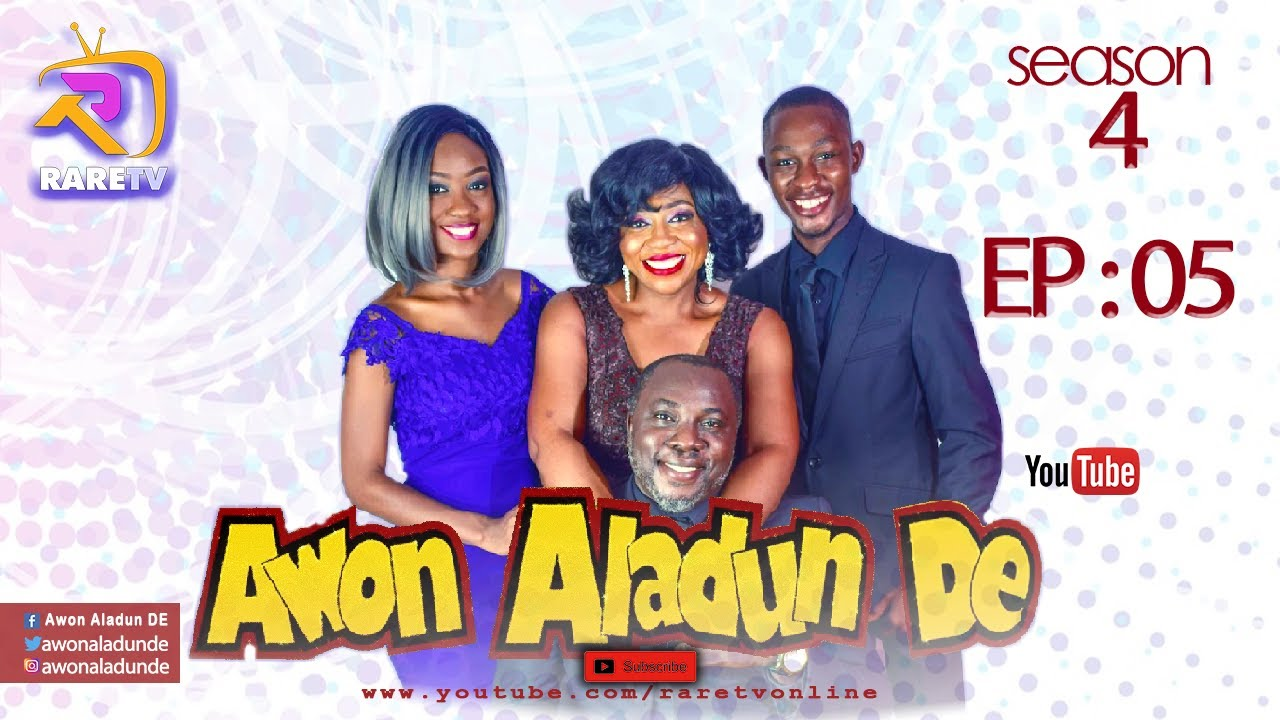 AWON ALADUN (SEASON 4 EPISODE 5)