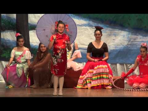 The Nutcracker - Act 2 - Phoenix Club Youth Dance Group - 2012