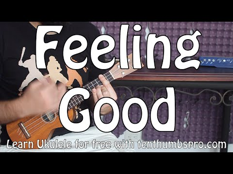 Feeling Good Guitar Chords Avicii Khmer Chords
