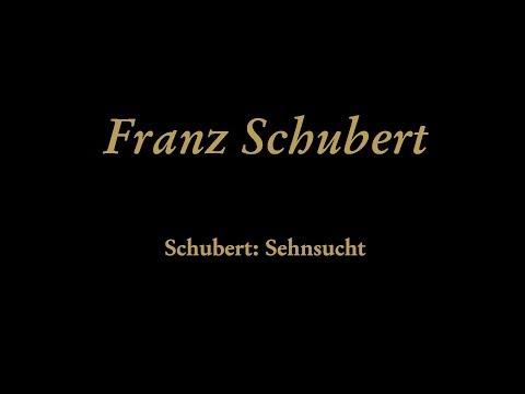 Franz Schubert - Sehnsucht, D.636