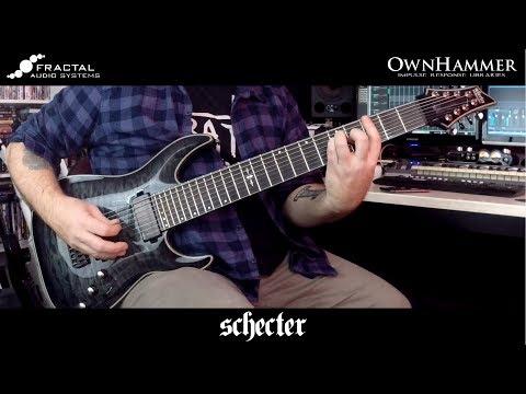 Jon Symons - 'Vespertine' (Schecter Hybrid C-8, Axe FX & OH HHC2)