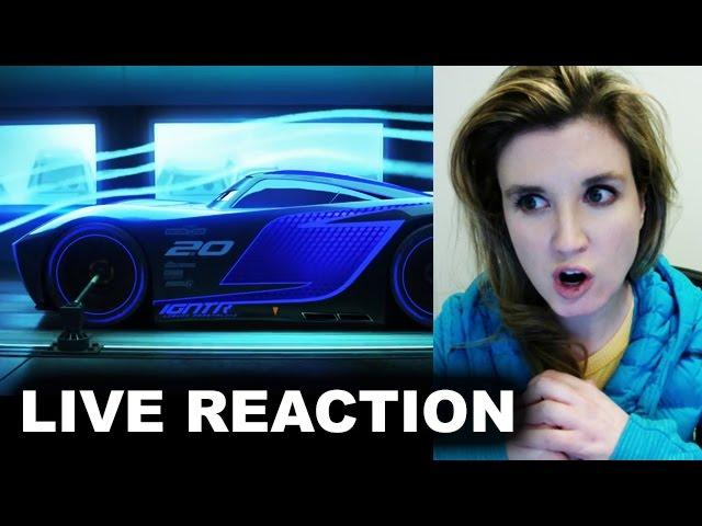 Cars 3 Extended Trailer Reaction
