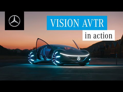 VISION AVTR: The Road Test