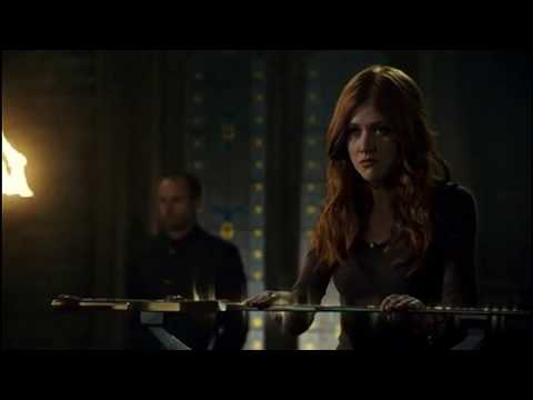 Clary Overpowers The Soul-Sword & Tells The Truth! - Shadowhunters 3x08 'I'm Glad it's Gone!'