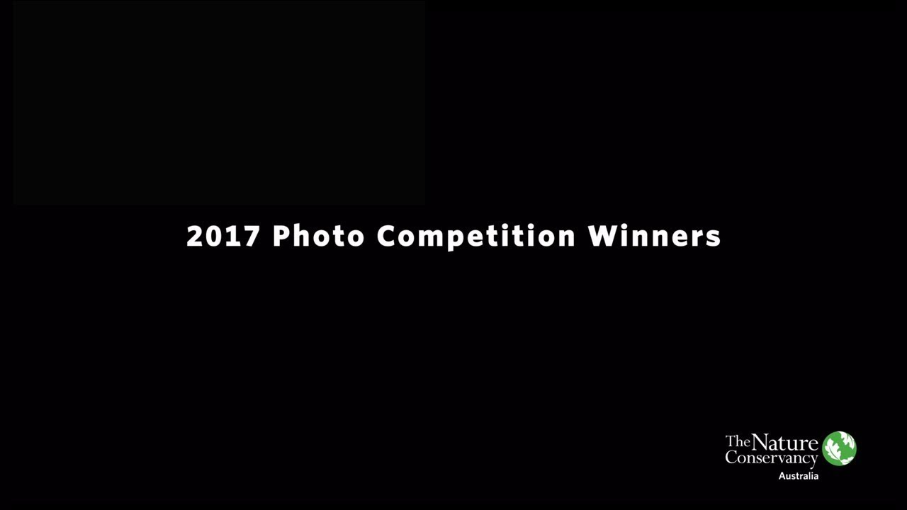 The Nature Conservancy Australia 2017 Photo Competition Winners