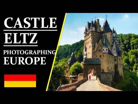 Landscape Photography in Germany - Castle Eltz, Burg Eltz, TIPS and techniques on composition
