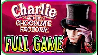 Charlie and the Chocolate Factory FULL GAME Movie Longplay (PS2, Gamecube, XBOX)