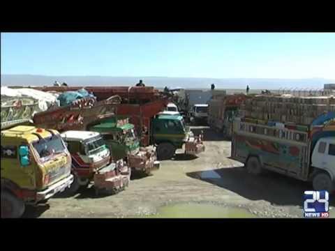 5 thousand tax imposed on Afghan cargo trucks in Kandahar