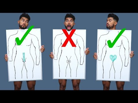 How To Shave Your Pubes | Best Pubic Hairstyles For Men! thumbnail