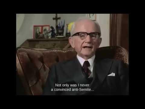 Karl Dönitz und Albert Speer Interview