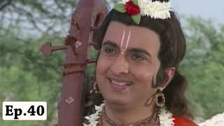 Jai Hanuman | Bajrang Bali | Hindi Serial - Full Episode 40