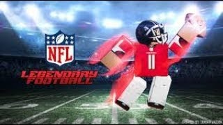Roblox Legendary Football Montage - Ep. 1
