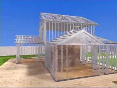 planos de casas vulcometal