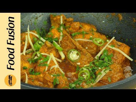 Tandoori Chicken Karahi Recipe By Food Fusion