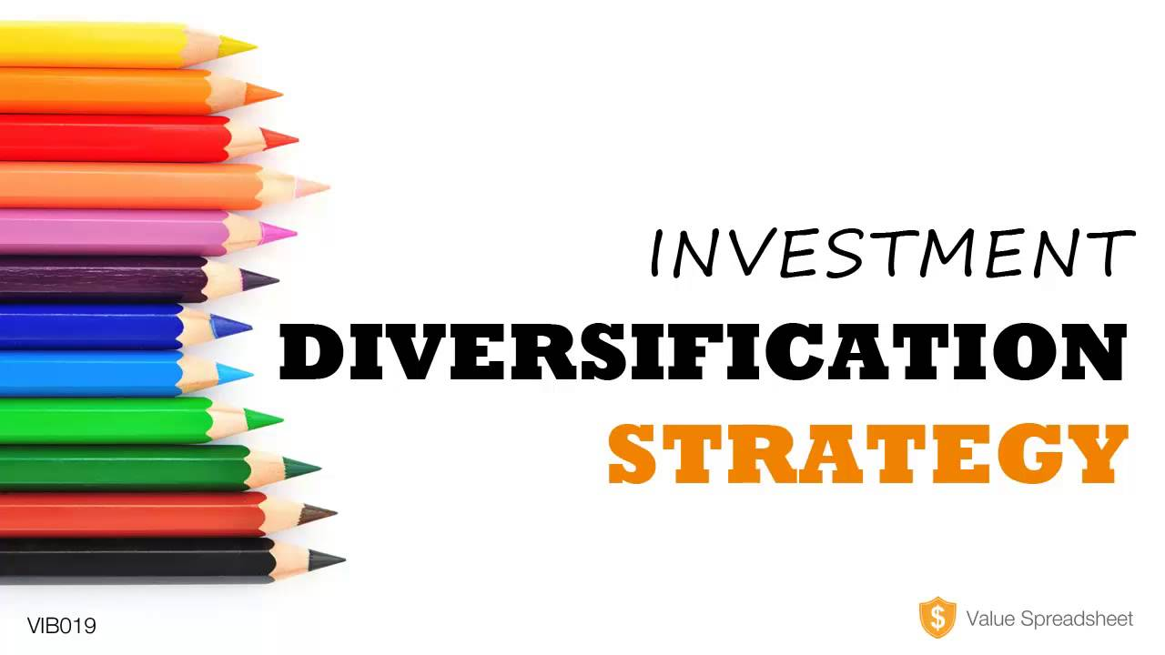 Investment portfolio diversification strategy