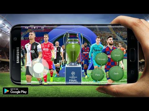 DI JAMIN SERU    5 Game Sepak Bola Paling Seru untuk di Mainkan di Android.