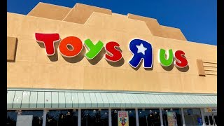 Toy Hunting Disney Cars 3 LAST Days of Toys R Us Part ii - NEW Toys Tonka dinotrux Thomas & Friends