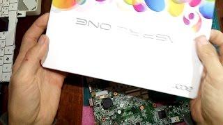 Разбираем нетбук Acer Aspire ONE D270(, 2016-11-26T23:11:03.000Z)