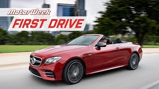 Driving the 2019 Mercedes-AMG 53 Series Lineup | MotorWeek First Drive