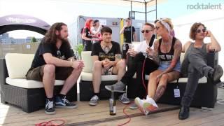 Jennifer Rostock Interview