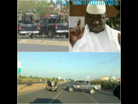 Evil Jammeh And His Evil Deeds