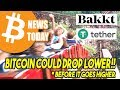 USDT Tether Implosion - Bitcoin ATMs in India - Bakkt Update [Bitcoin News Today]