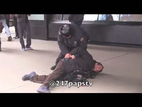 Steve Sands Celebrity Photographer Arrested!!!Cries!!! in NYC
