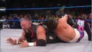 TNA World Heavyweight Title Rematch: AJ Styles vs. Bully Ray - Oct. 24, 2013
