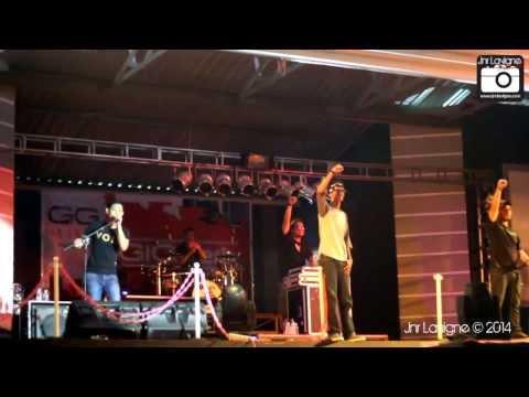 [HD] Live Concert Bondan Prakoso & Fade To Black - Tak Terkelahkan