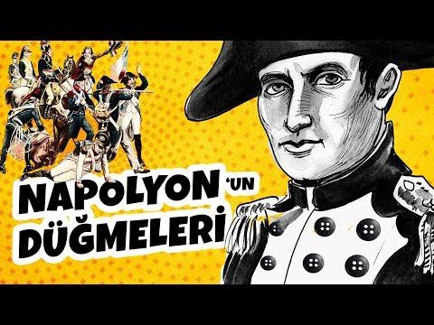 Napolyon'un Düğmelerine Ne Olmuş?