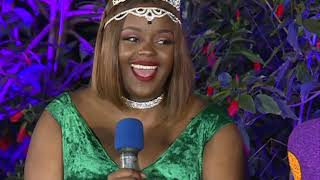 Miss curvy Kenya makes an appearance on Thursday Night LIVE