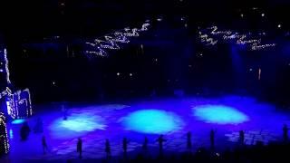 Disney on ice Xfinity Arena Everett Wa 2014