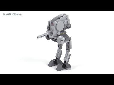 at dp walker lego instructions