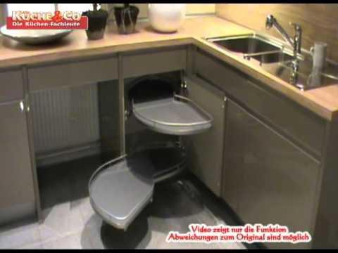 Küche&Co Eckunterschrank mit Schubkasten wmv
