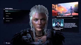 Middle Earth: Shadow of Mordor DLC Defiance Bundle Overview [Lithariel Gameplay]
