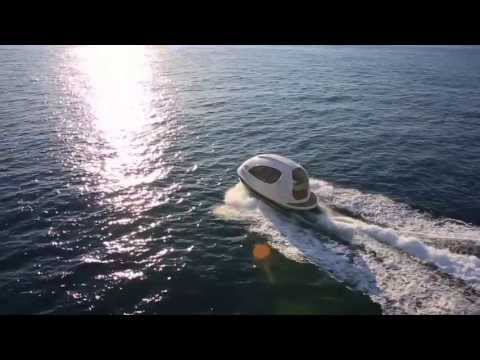Italians Condense a Yacht Into a Teeny-Weeny Pod of Luxury