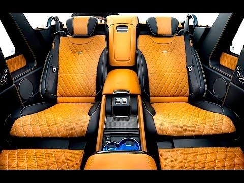 mercedes maybach g650 landaulet interior new mercedes g class 2017 interior carjam tv hd youtube. Black Bedroom Furniture Sets. Home Design Ideas