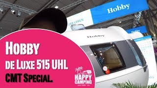 Vorstellung Hobby de Luxe 515 UHL | Happy Camping