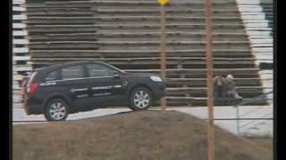 Opel Antara vs Chevrolet Captiva Тест-Обзор