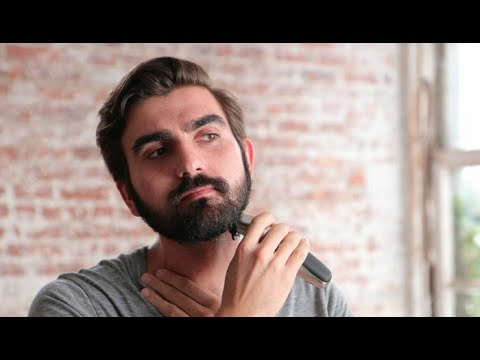 men s grooming 5 tips and tricks for trimming your beard or mustache youtube. Black Bedroom Furniture Sets. Home Design Ideas