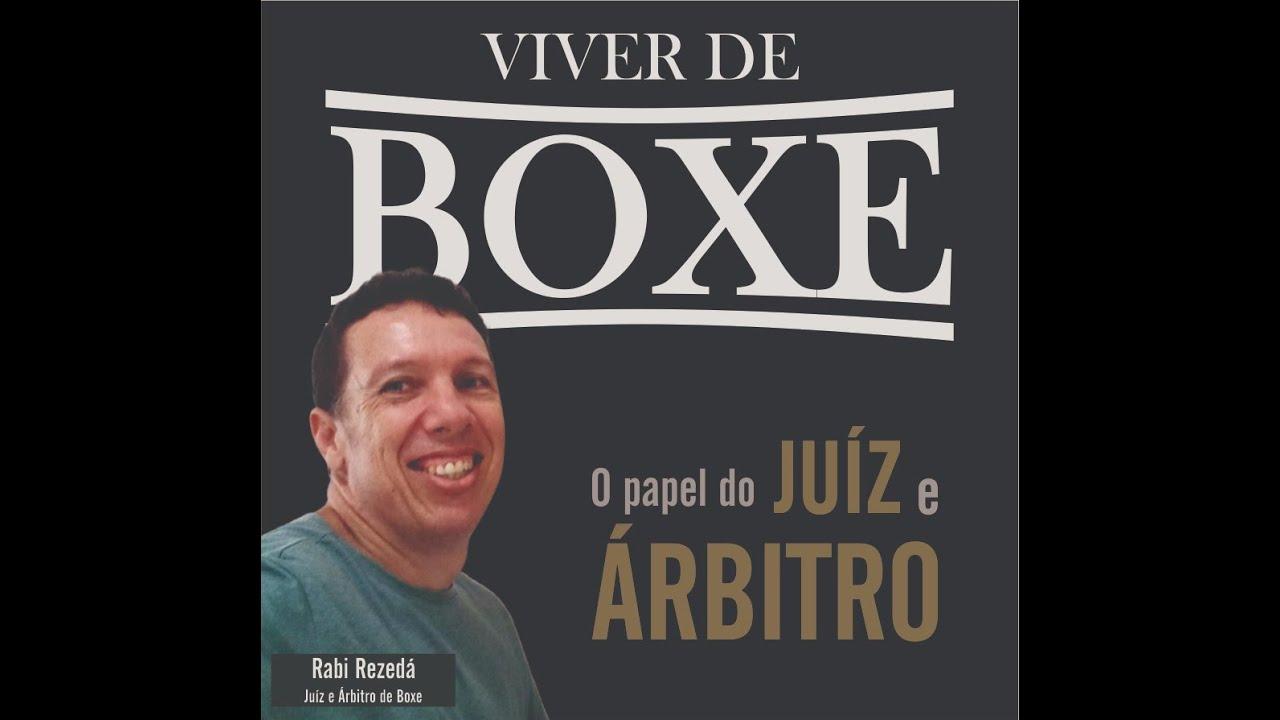 PRINCIPAIS FUNÇÕES DO ÁRBITRO E JUIZ DE BOXE AMADOR E OLÍMPICO