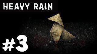 Прохождение Heavy Rain: Часть 3 - Расследование