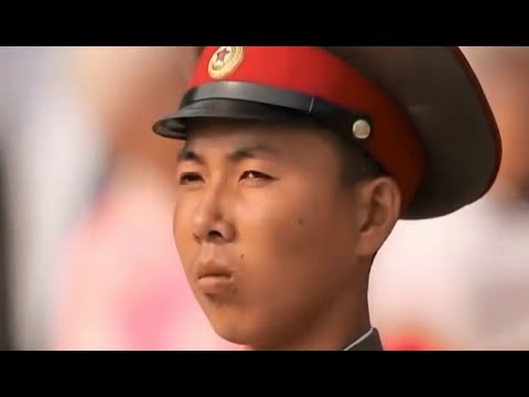 I put smash mouth over north koreans marching.
