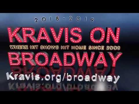 Kravis on Broadway 2018-2019 Season