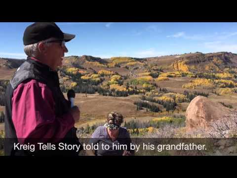 Spanish Gold Stories in Utah