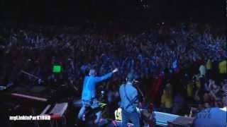 Linkin Park feat. Mike Einziger (solo) - Bleed it out /Sabotage live full HD 720p.